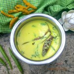 Spiced Cooked Buttermilk