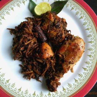Chettinad Pepper Chicken2
