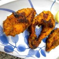 Easy Kerala Style Fish Fry