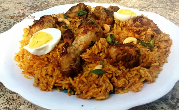 Chicken Kabsa1