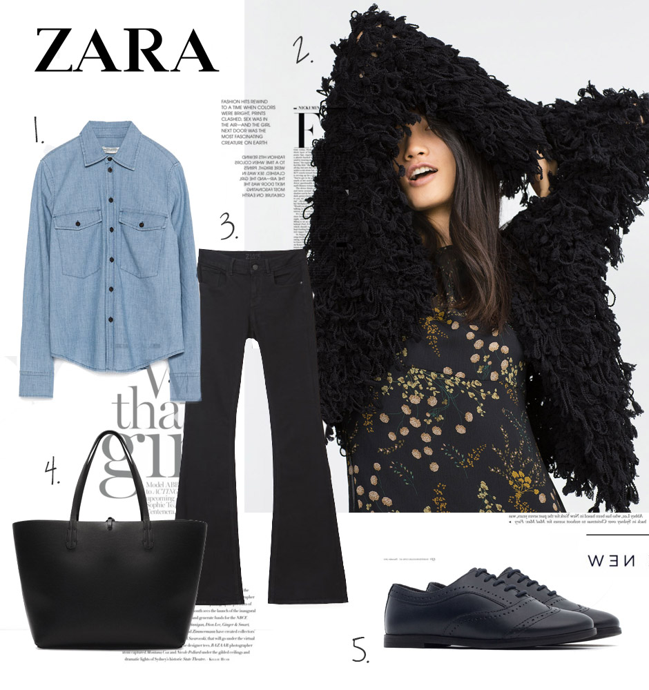selections soldes zara