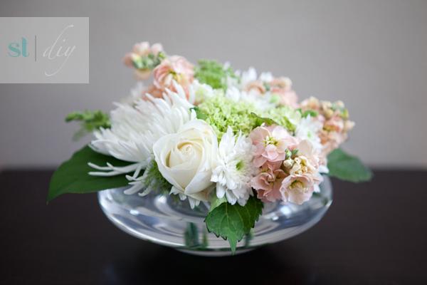 Flower Arrangement How-to