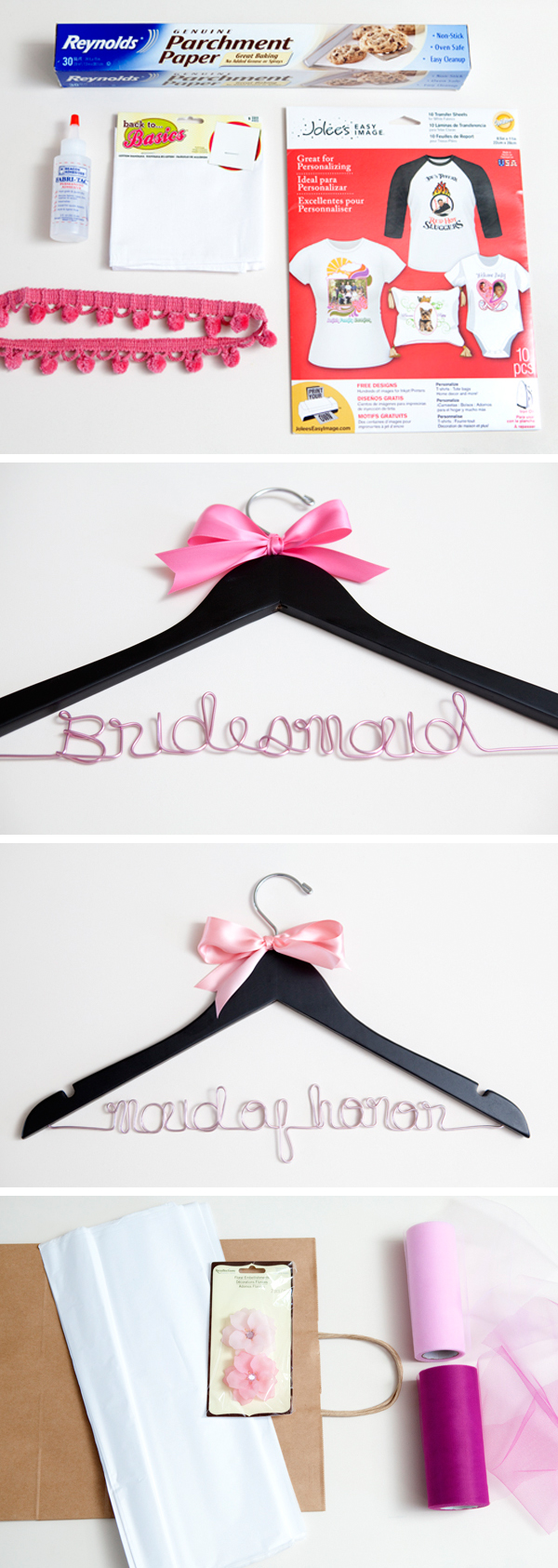 Will You Be My Bridesmaid? Project via Something Turquoise