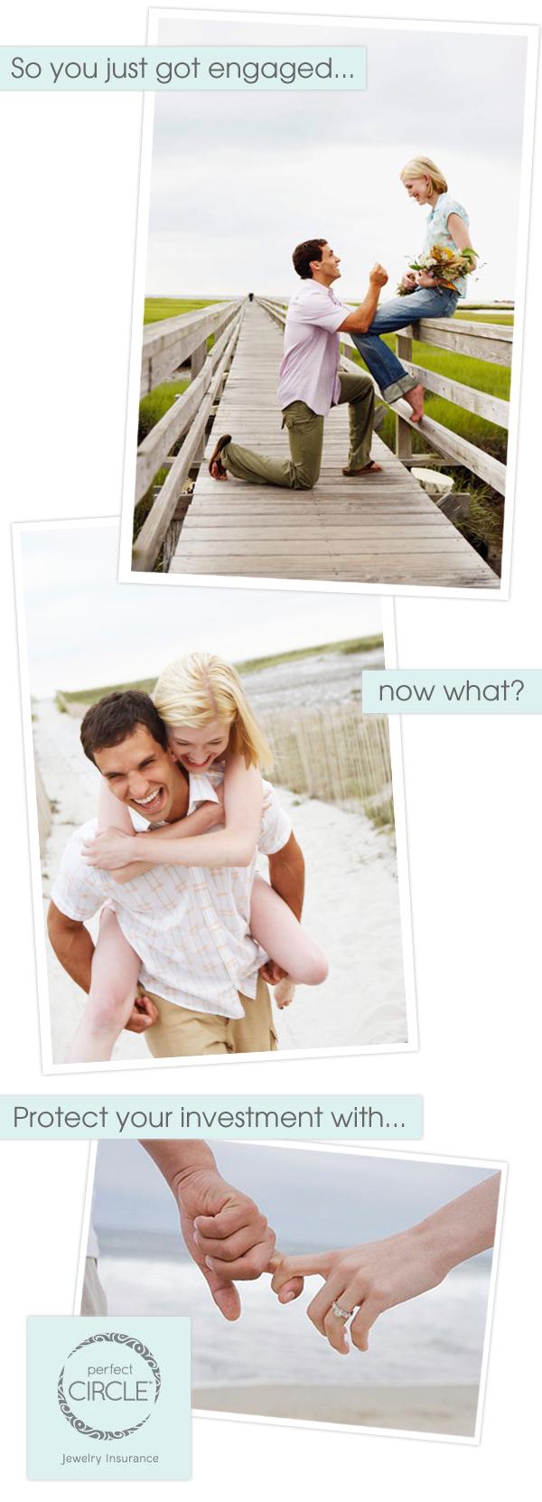 Perfect Circle Jewelry Insurance by Jewelers Mutual