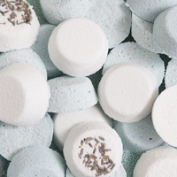 DIY | bath bomb favors