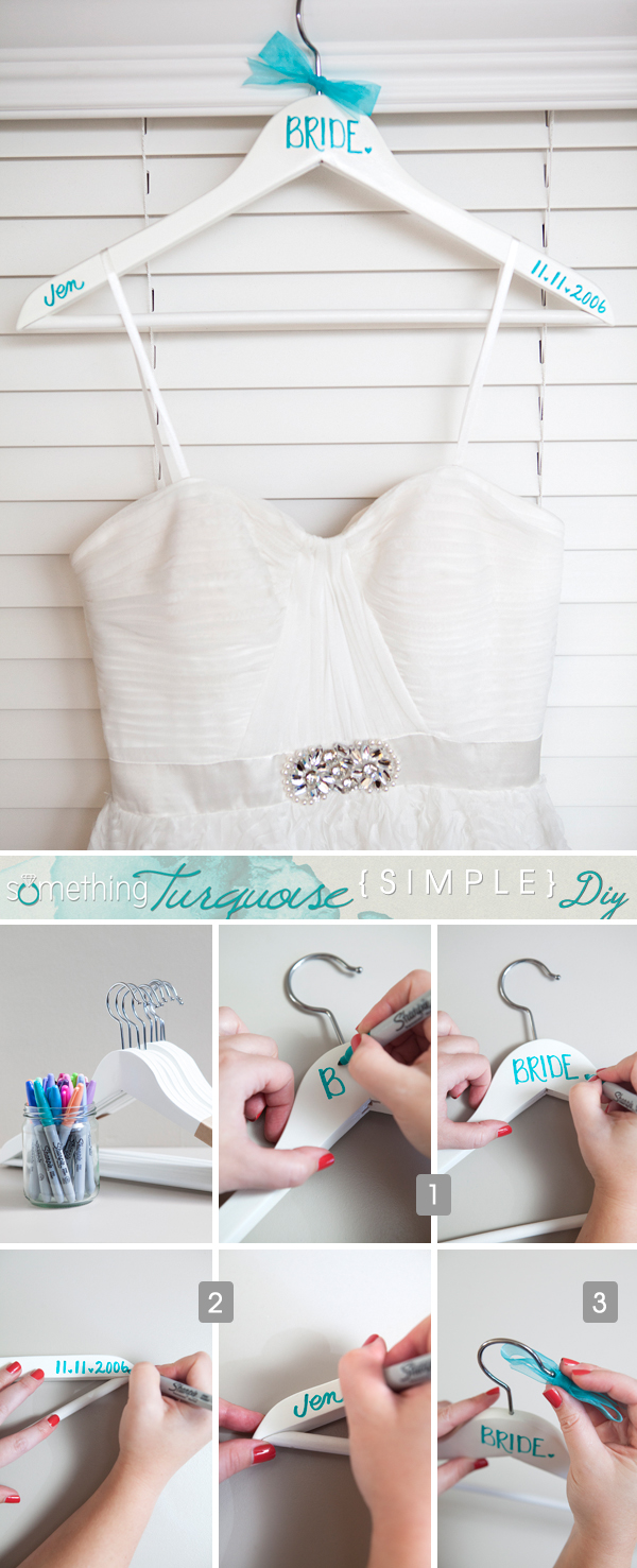 diy wedding hangers wedding hangers ST DIY bride wedding hangers 1 ST DIY bride wedding hangers 2