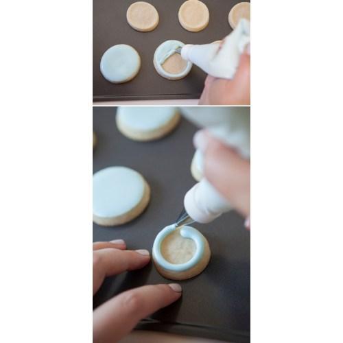 Medium Crop Of Wedding Cake Cookies