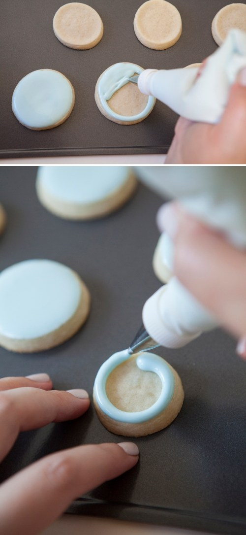 Medium Of Wedding Cake Cookies