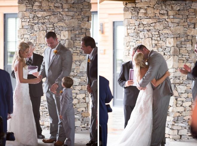 Black Creek Mountain Wedding, Tennessee