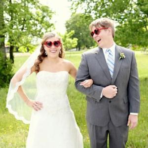 Darling DIY southern wedding