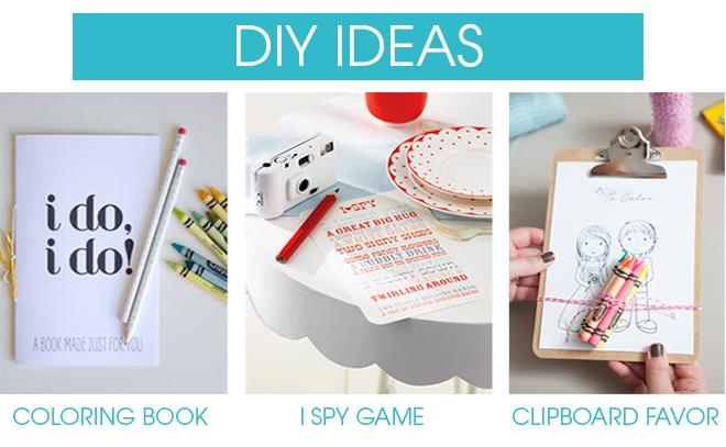 DIY Kid's Table Ideas
