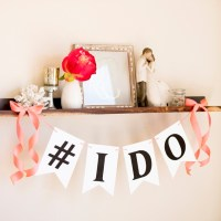 Simple DIY | Free Printable Alphabet Banner #1