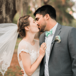 We're in LOVE with this stunning DIY wedding!