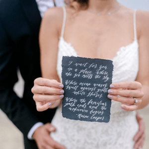 We are crushing on this stunning moody mermaid styled shoot!