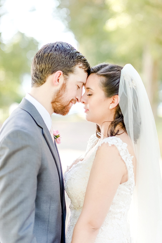 We are in LOVE with this darling couple and their beautiful day!
