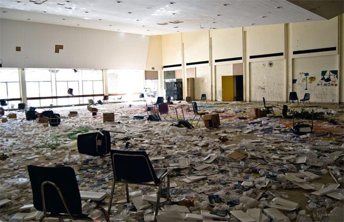 Budget Cuts: Detroit Schools
