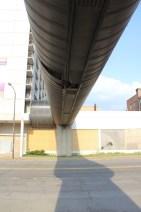 Gary Indiana Sheraton Hotel walkway