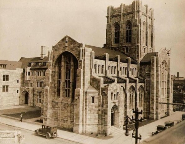 City Church, 1929