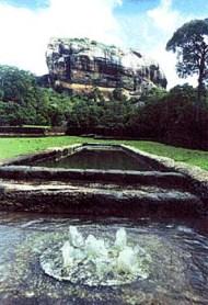 Sigiriya-fountain