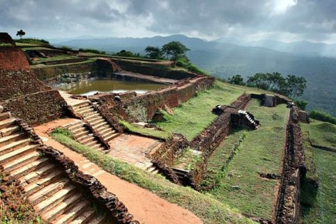 Sigiriya-plateau-4
