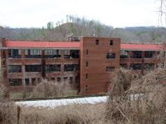 Pressmen's Home Trade School building