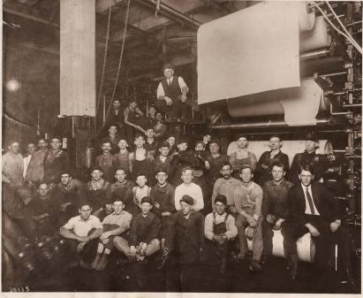 pressmen-union-members-1935
