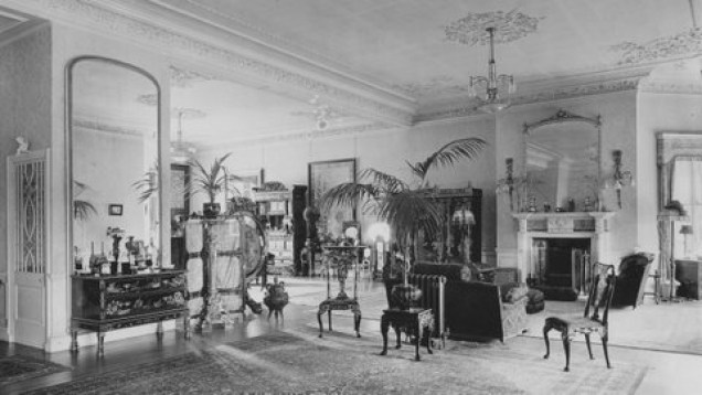 Lady Pirrie's room
