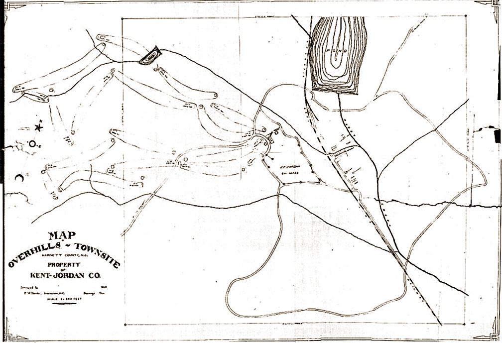 Overhills: Former Rockefeller Estate Sequestered on Fort