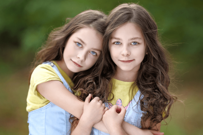 twin feeling responsible for co-twin