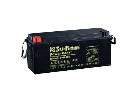 SMF Battery -200AH