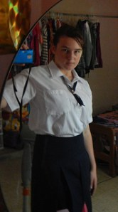 Me in my uniform