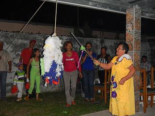 Grandma Piñata