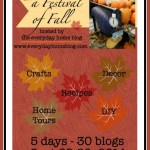 Festival of Fall- 2014 Blog Tour