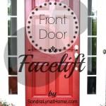 Front Door Facelift