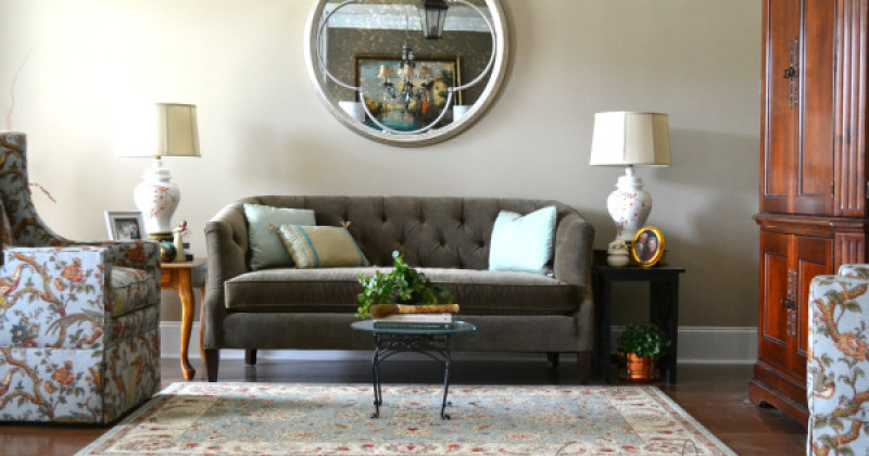House Tour – Sitting Room – Sondra Lyn at Home