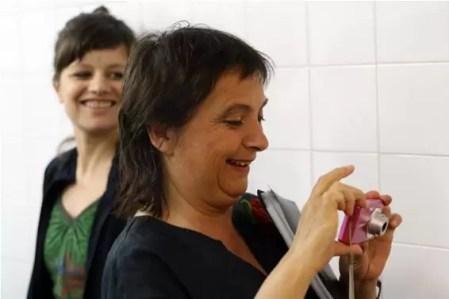 2010'V'9. Gira VBL - Almansa, camerino - Erica y Patricia