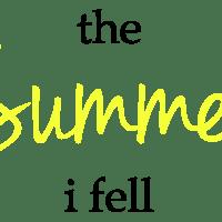RELEASE DAY BLITZ: The Summer I Fell - Sonya Loveday