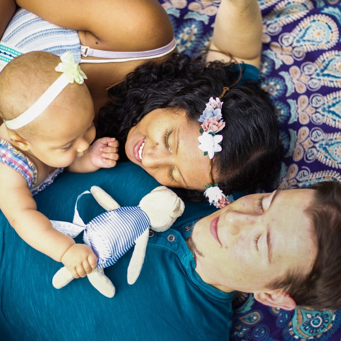 Our First Family Photoshoot