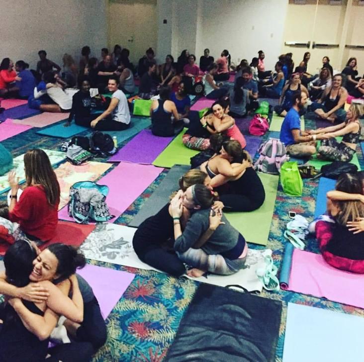 Yoga Expo Chakra Healing
