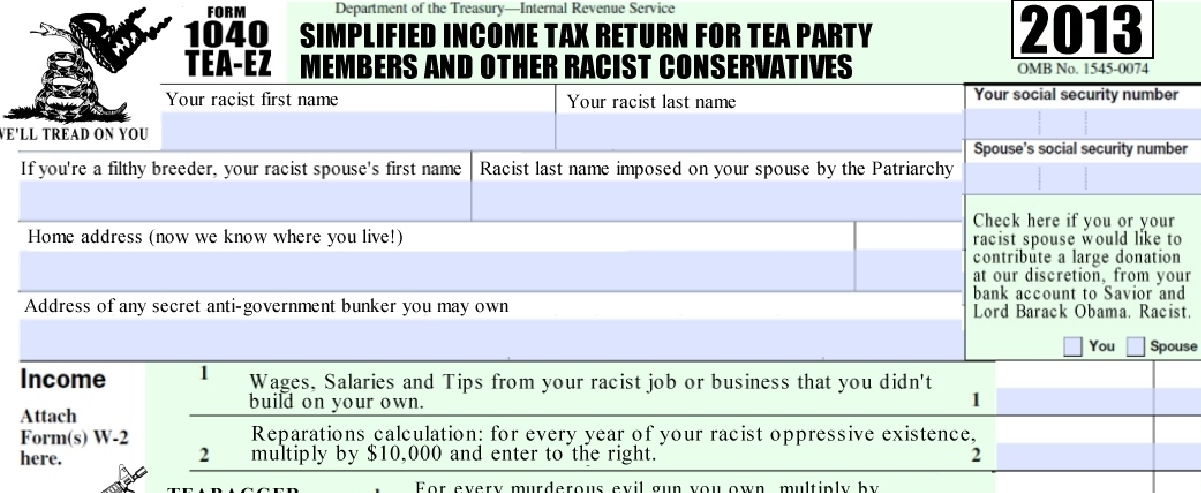 Mexclusive Irs Releases New Simplified Tax Form 1040 Tea Ez For