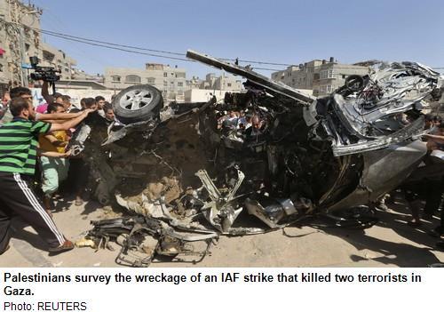 israel strike