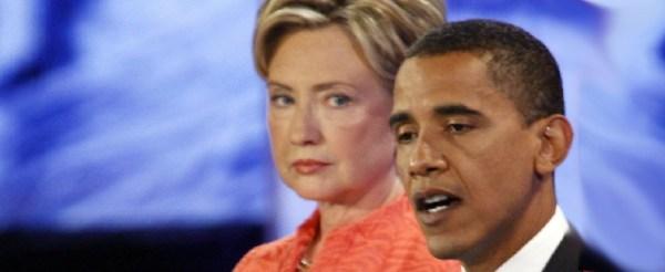 obama hillary TRS