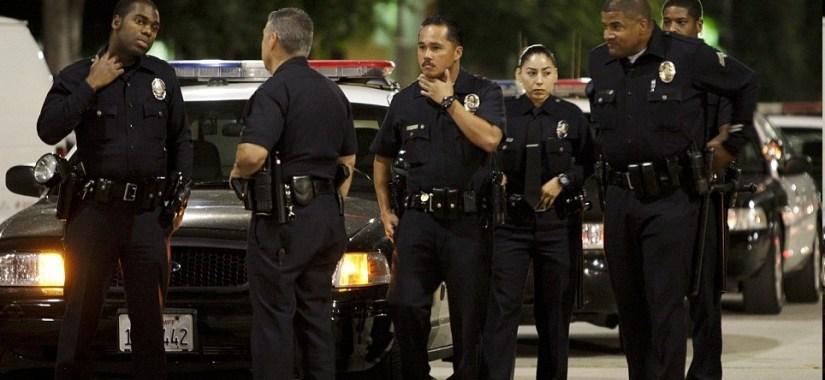 racist police