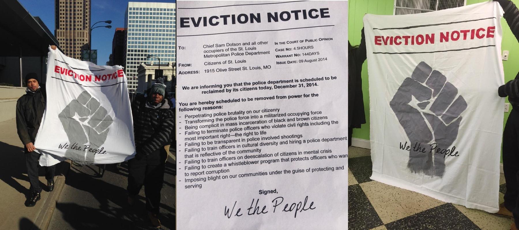 ferguson eviction