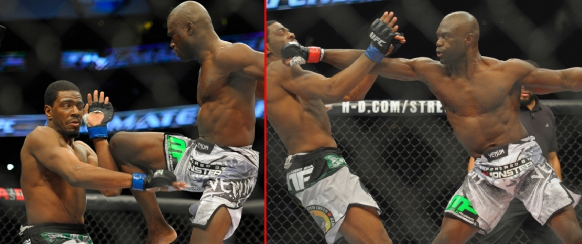 uriah hall UFC