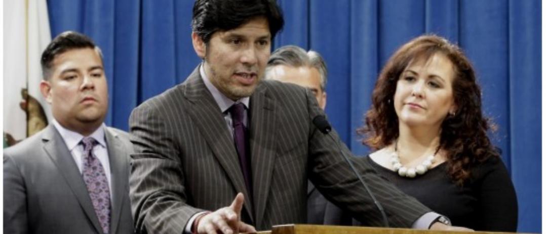 california legislators