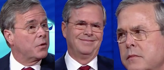 jeb bush gop debate 1