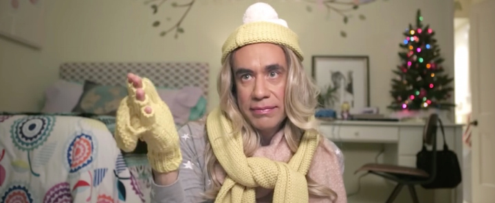Tranny commercial