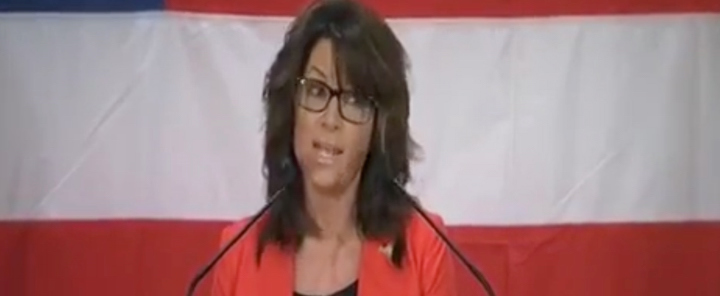 sarah palin speech dinner 01
