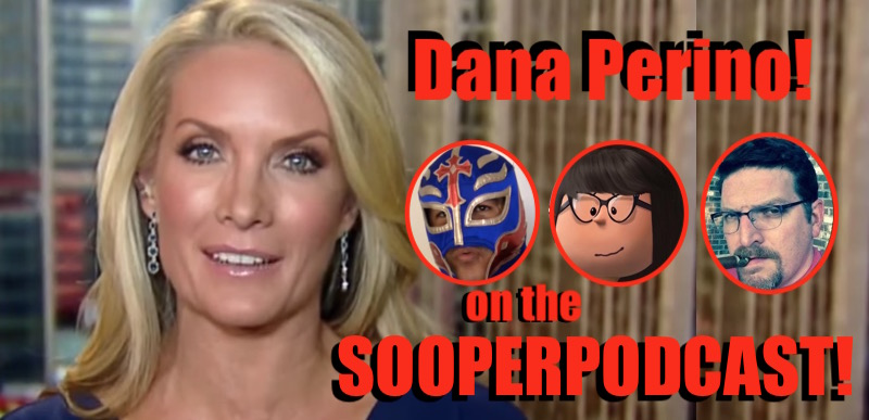 Dana Perino on the sooperpodcast